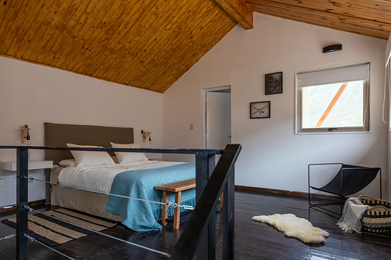 Casa 1 El Plata Odella casas de montaña Vallecitos Mendoza
